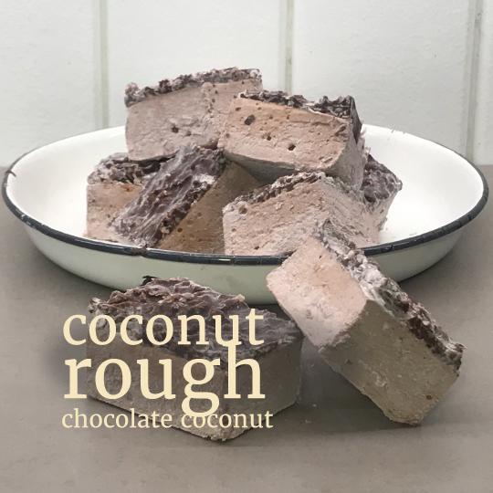 cococonut rough marshmallow