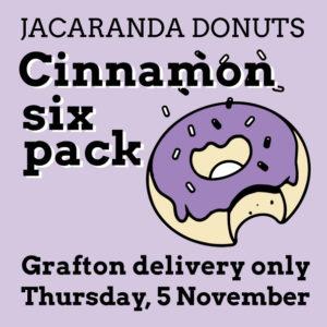 Jacaranda Cinnamon Six Pack