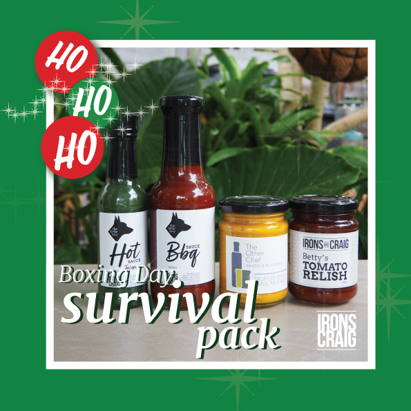 Hamper - Boxing Day Survival Pack