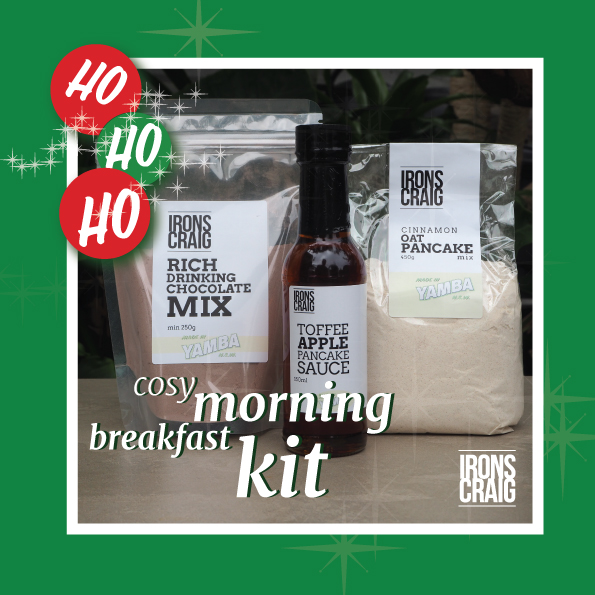 Hamper - Cosy Morning Breakfast Kit