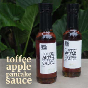 Toffee Apple Pancake Sauce
