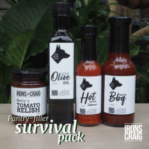 Pantry-filler Survival Pack