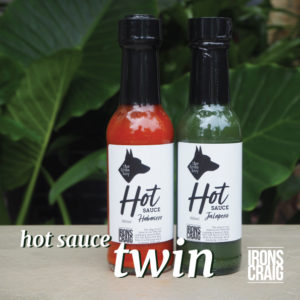 Hot Sauce Twin Pack