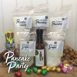 hamper pack pancake party